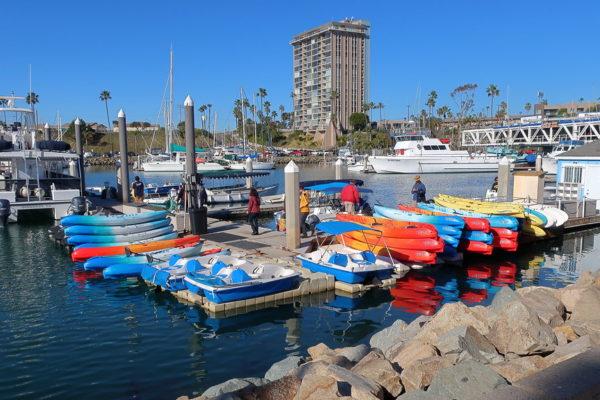 Oceanside Harbor Boat Rentals